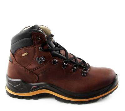 Ανδρικά Ορειβατικά Μποτάκια καφέ μαύρο Grisport 13701BB 223a15f24ef