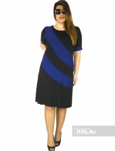 e0fa86422241 φόρεμα μπλε γυναικα γραμμη - Totos.gr