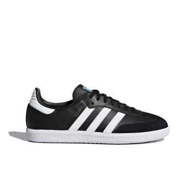 adidas Originals Samba OG - Παιδικά Παπούτσια B37294 - CBLACK FTWWHT FTWWHT 0735ec0ceec