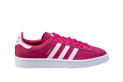 Γυναικεία Παπούτσια Adidas Originals Campus Φουξ Λευκό 6a43d10cb58