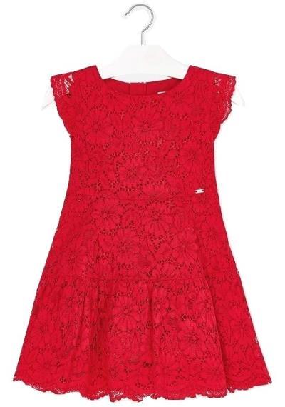 bfa0faeab78 Mayoral 29-03934-077 Φόρεμα 3934 Κόκκινο Mayoral
