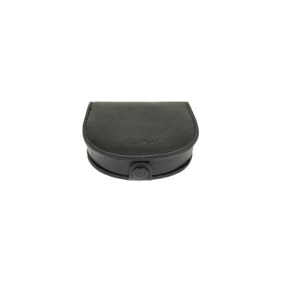 1a41981f97 Δερμάτινο Πορτοφόλι Μικρό Κερμάτων (Καβουράκι) Lavor 70 Μαύρο