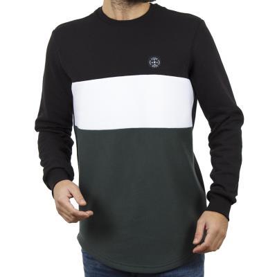 2c1dc059a5f9 Ανδρικό Μακρυμάνικη Μπλούζα FREE WAVE 82111 Πράσινο