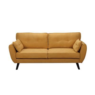 729b7c4d25 OGGI 3θέσιος καναπές YELLOW DIJON c54848