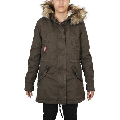 Superdry Heavy Weather Rookie Fishtail Parka Coat W ( G50018TP00-BE3 ) 2abed6c203b