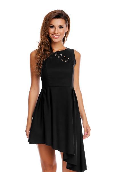 φόρεμα mini ασυμμετρο - Totos.gr 893200f587b