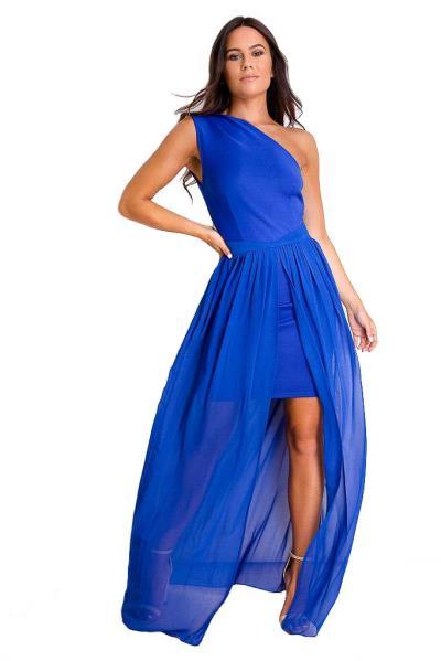 44ef67ca2a65 βραδινό glam   chic αέρινο φόρεμα Elena