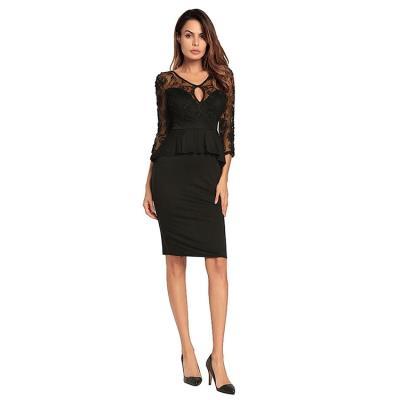 10c5d75e1ccb φόρεμα μαυρο xl - Totos.gr