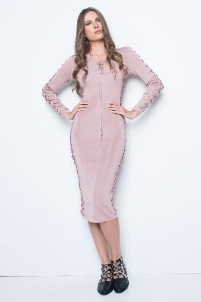 6e490561846f Γυναικείο Φόρεμα Glamorous - Cord Line