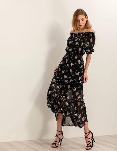 77a09a0d94f φόρεμα issue fashion maxi - Totos.gr