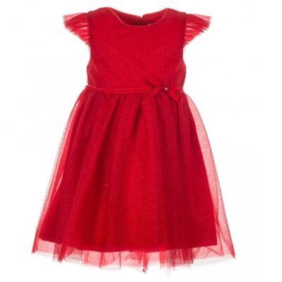 769fc6a4547 Marasil 21811139 Φόρεμα τούλι Κόκκινο Marasil