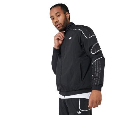 56379dc5f4 adidas Originals Men s Flamestrike Woven Track Top - Ανδρική Ζακέτα DU8130  - Bla