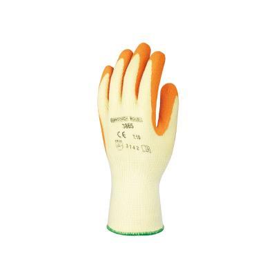 Γάντια εργασίας πλεκτά με Latex b524384e725