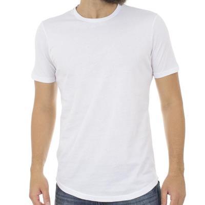 08f8729c70b3 Ανδρικό Κοντομάνικη Μπλούζα T-Shirt FREE WAVE 81133 Λευκό