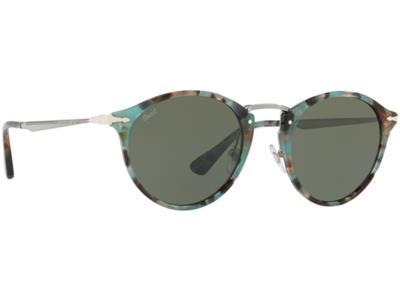 71e09ab8e89b8 Γυαλιά ηλίου Persol PO 3166S 1070 31 Γαλάζια Ταρταρούγα Πράσινο (1070 31)  Κρύστα