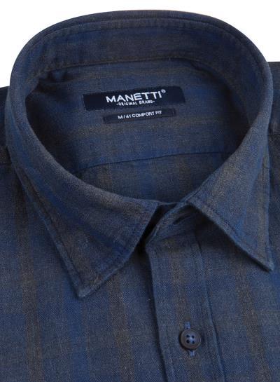 ανδρικά xxl πουκαμισα manetti - Totos.gr f87aadd59c7