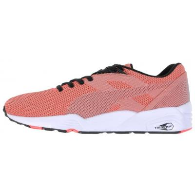 b75ed7b0ebc Γυναικεία αθλητικά παπούτσια Puma R698 Knit Mesh V2 (fluropeach/ grey  violet/bl