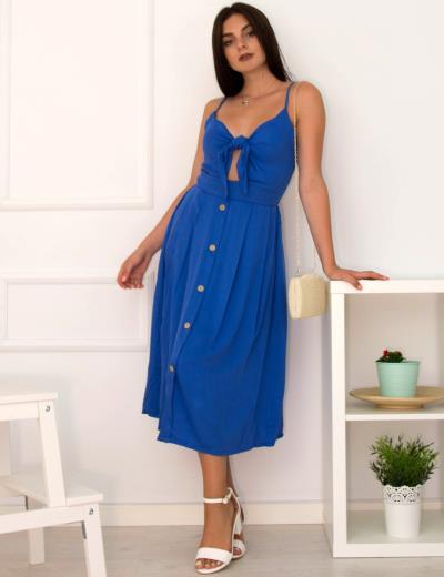 ba17d55c78 φόρεμα μιντι γυναικα φουστεσ huxley  u0026amp  grace - Totos.gr
