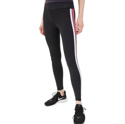 b3bf1ac7957 Nike Women's 7/8 Training Tights - Γυναικείο Κολάν BQ9061-010 - BLACK/BLACK