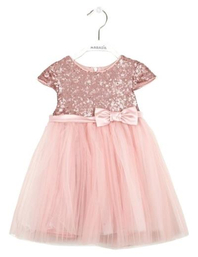 Marasil 21811146 Φόρεμα Ροζ Marasil 9dddddb3d9d