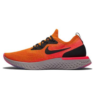 best authentic e2c6b 95890 Nike Epic React Flyknit AQ0067-800 - HALLOWEEN ORANGE WHITE