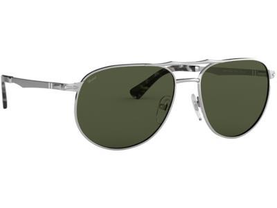 434ced10a7 Γυαλιά ηλίου Persol PO 2455S 518 31 Ασημί Πράσινο (518 31) Κρύσταλλο