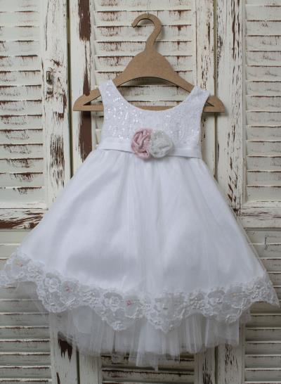 c3a1481982d Φόρεμα Βάπτισης Μεταξωτό Με Τούλι Κωδ:SB1224