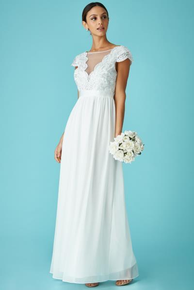 72b15578fe9 delicate bridal V tulle off white νυφικό φόρεμα