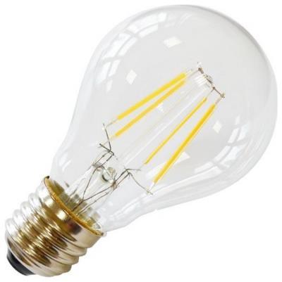 LED V-TAC Λάμπα Ε27 4W (A60) Retro Look Edison 9c94b096931