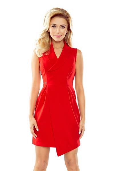 70132 NU Μίνι φόρεμα με όμορφο ντεκολτέ - κόκκινο 1c6629deaf7
