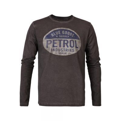 0c84787746ec T-shirt ανδρικό μακρυμάνικο με στρογγυλή λαιμόκοψη Petrol Industries  (M-FW18-TLR