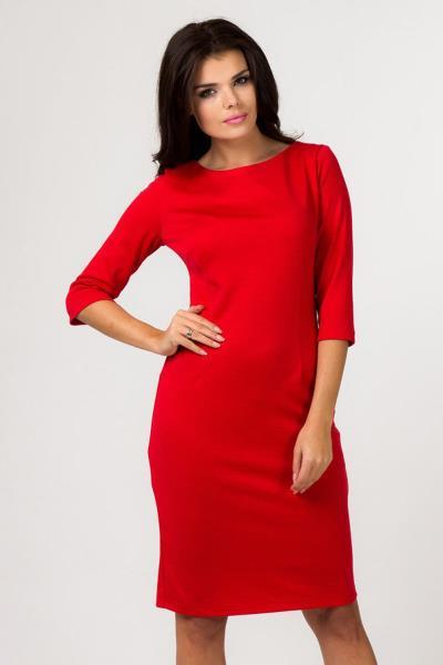f78c91d51875 φόρεμα κοκκινο μιντι - Totos.gr