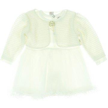 b3ba66443eba Bulsen βρεφικό αμπιγιέ φόρεμα και μπολερό «Pearl delicate»