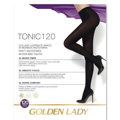 Καλσόν Golden Lady TONIC 120 (110ppp) Μαύρο 8033604181938 acf12088a58