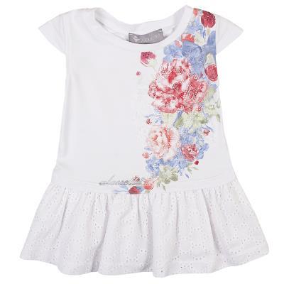 Φόρεμα (Κορίτσι 18 μηνών-5 ετών) 00241065 ΛΕΥΚΟ c5d8f8a4f2d