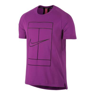 79d708836a8f ΑΝΔΡΙΚΟ ΜΠΛΟΥΖΑΚΙ ΤΕΝΝΙΣ NIKECOURT DRY BASELINE TOP