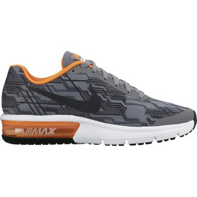 683b64e3ac6 AIR MAX SEQUENT PRINT (GS) Nike ΓΚΡΙ