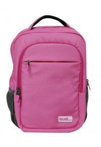 ff651963fb Τσάντα σχολική πλάτης ροζ elegance MUST 0579168 ΔΙΑΚΑΚΗΣ ΕΙΣΑΓΩΓΙΚΗ ΑΕ  (0579168)