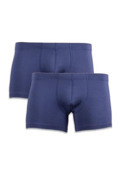 Boxer ανδρικό Minerva modal 2 Τεμάχια (20481) Μπλε-ραφ 5206821277170 f510e6aa798