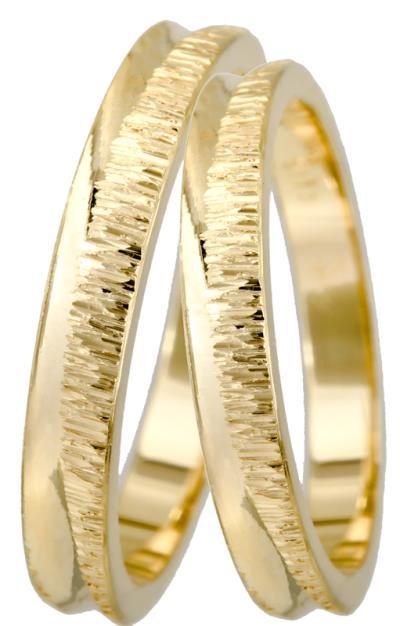 794f768f1a36 Βέρες χρυσές για γάμο BR0443K BR0443K Χρυσός 14 Καράτια μεμονωμένο τεμάχιο