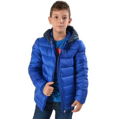 68d6c22796f Champion Hooded Jacket 304796-BS008 - BLUE