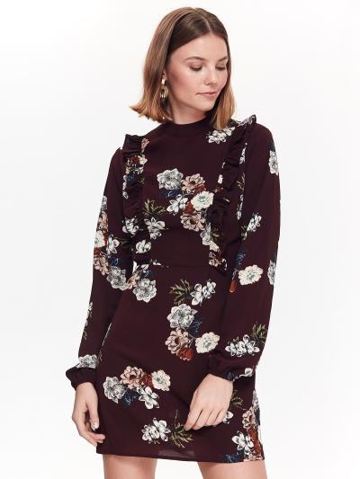 e7bd90e87874 TOP SECRET top secret μινι φλοραλ φορεμα