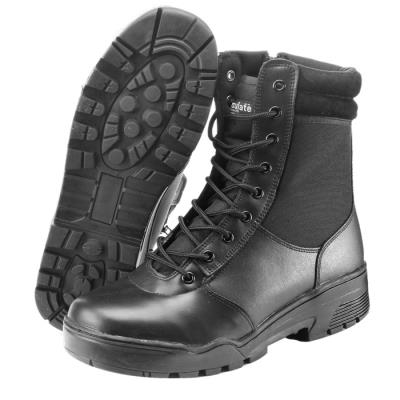 4ec9a8f303 Άρβυλα Με Φερμουάρ Mil-Tec Tactical Leather Cordura Boots