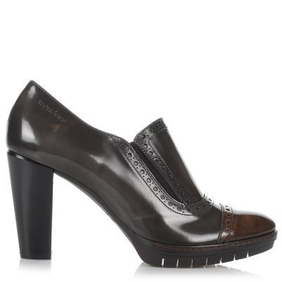 06dabe0349c Δερμάτινα Ankle Παπούτσια Wonders M-1721