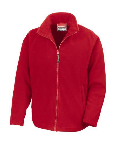 High Grade Ζακέτα Micro Fleece Horizon Result R115M - Cardinal Red af7e206db1b