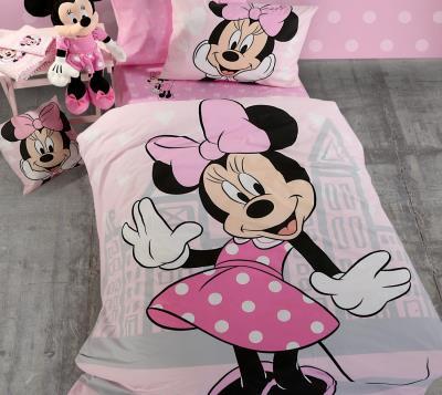 b5a407953d5 Σεντόνια Σετ Μονά (Παιδικά) Disney Minnie Cute Nef-Nef