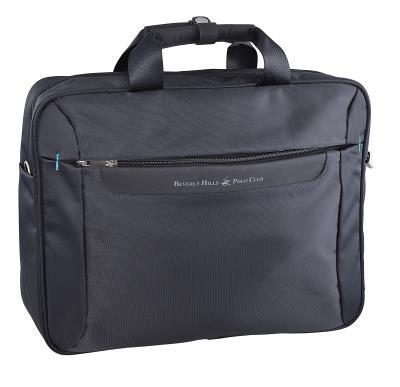 Επαγγελματική τσάντα Beverly Hills Polo Club BH-943 - BH-943 BH-Μαύρο ab16ed478a0