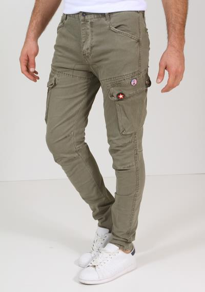 85cb6d16fb Ανδρικό Cargo First Olive Green