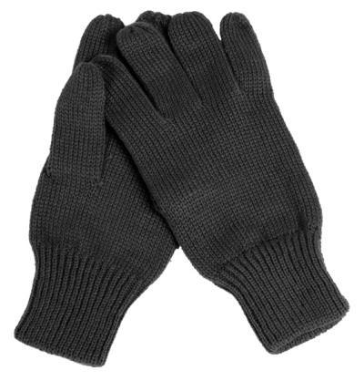 Γάντια Πλεκτά Στρατιωτικά Μαύρα cd3bcd4adf4